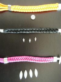 diy bracelet paracorde id es conseils et tuto perles et bijoux. Black Bedroom Furniture Sets. Home Design Ideas