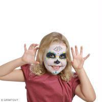 Tuto Maquillage Halloween enfant