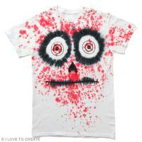 Bricolage DIY Halloween : Tee-shirt customisé à la peinture