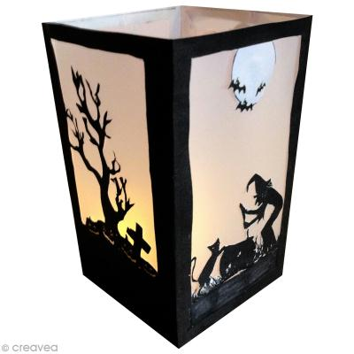 lanterne d 39 halloween id es conseils et tuto halloween. Black Bedroom Furniture Sets. Home Design Ideas