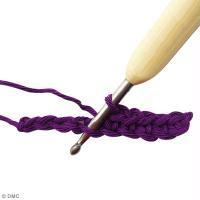 DIY Débuter au crochet : Maille serrée (vidéo)