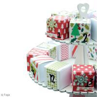 DIY Kit Calendrier de l'Avent Toga - Noël Traditionnel