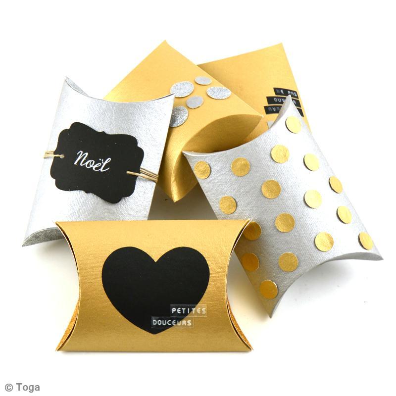 Diy 5 boites cadeaux pour no l id es conseils et tuto - Emballage cadeau original pour noel ...