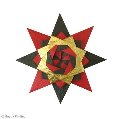 Diy Origami Etoile Noel Video Idees Conseils Et Tuto Origami