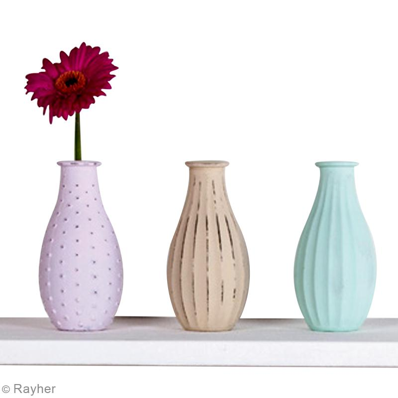diy customisation vase id es conseils et tuto peinture. Black Bedroom Furniture Sets. Home Design Ideas