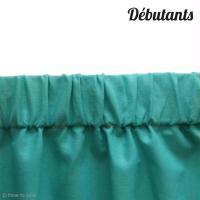DIY Couture débutant : Réaliser une ceinture élastique froncée