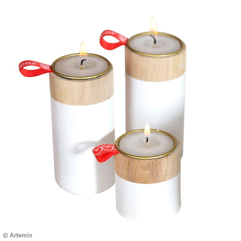 diy bougies saint valentin id es conseils et tuto saint. Black Bedroom Furniture Sets. Home Design Ideas