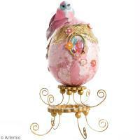 L'oeuf & l'oiseau de Pâques