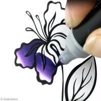 DIY Marqueur Chameleon : Techniques de coloriage (DIY vidéo)