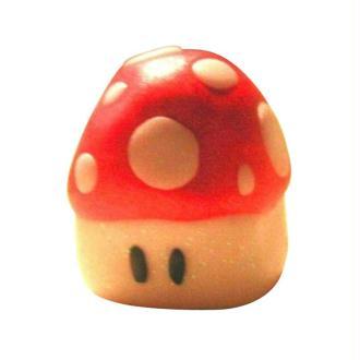 Faire un champignon style Mario en fimo