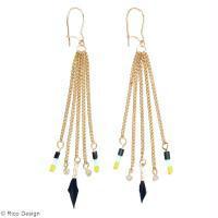 DIY Inspiration bijoux : Parure facile à réaliser