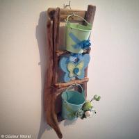 diy porte plantes mural id es conseils et tuto d coration. Black Bedroom Furniture Sets. Home Design Ideas
