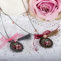 DIY Bijou : Réalisez un joli collier vintage