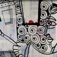 Dessinez une fresque mixed media avec les marqueurs 4Artist Marker