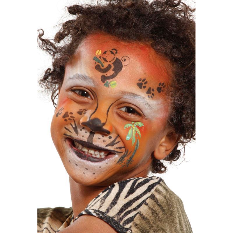 maquillage enfant lion id es conseils et tuto maquillage. Black Bedroom Furniture Sets. Home Design Ideas