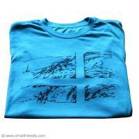 DIY Fête des Pères : Customisation de tee-shirt
