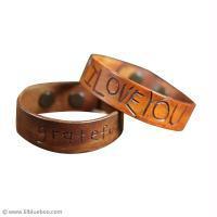 DIY Bracelet gravé pour la Fête des Pères