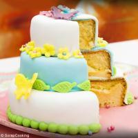 Tuto Vidéo : Comment décorer un gâteau en pâte à sucre ?