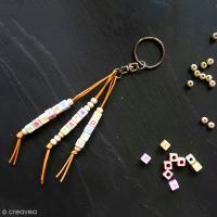 DIY Porte-clé Alphabet