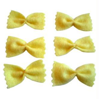 Pâtes en feutrine