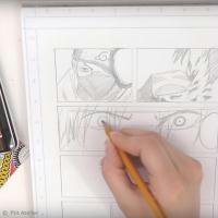 Découvrez en vidéo le papier Manga Paper de Clairefontaine