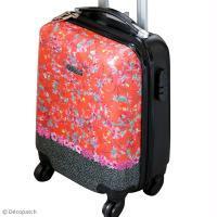 Customiser une valise avec du papier Décopatch (DIY vidéo)