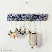 DIY Déco : Fabriquer un porte-bijoux
