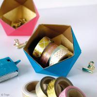 DIY Vide poches Diamants
