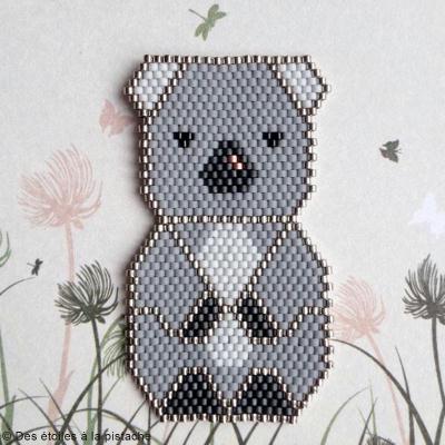 Diagramme Brick Stich : Koala