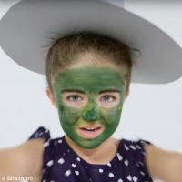 Id es diy maquillage tutos conseils et exemples de bricolage creavea - Maquillage sorciere fillette ...