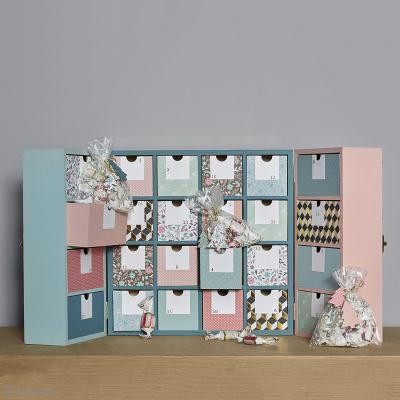 tuto calendrier de l 39 avent armoire id es conseils et tuto calendrier de l 39 avent. Black Bedroom Furniture Sets. Home Design Ideas