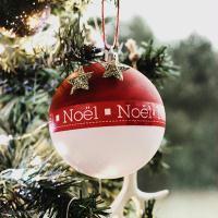 DIY Noël : Boules et ornements pour sapin