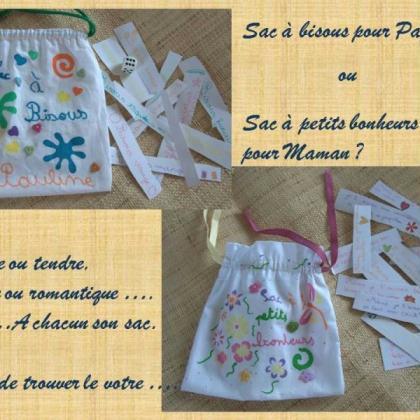 Le sac à petits bonheurs