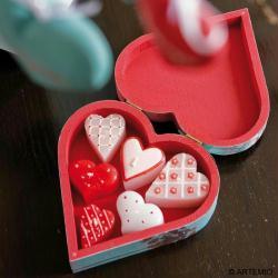 Boite cadeau spéciale Saint Valentin