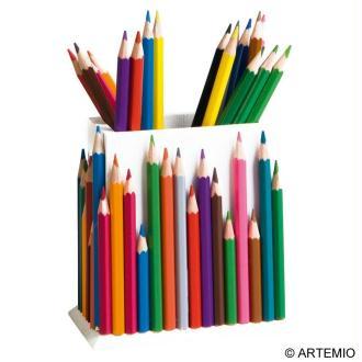 Customiser des pots à crayons en bois pour la fête des pères