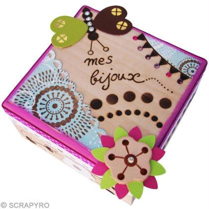 Customiser Une Boîte à Bijoux Au Pyrograveur Idées Conseils Et