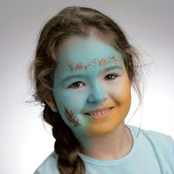 2. Utiliser un pochoir à maquillage