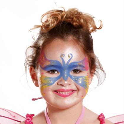 Idée maquillage enfant Papillon