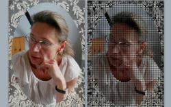 Transformer Une Photo En Grille Pour Tableau En Perles Hama