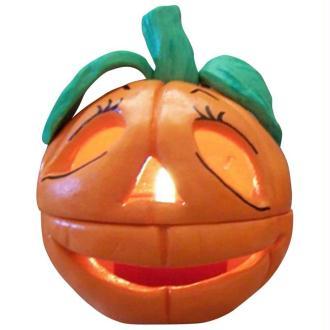 Créer une lanterne citrouille pour Halloween