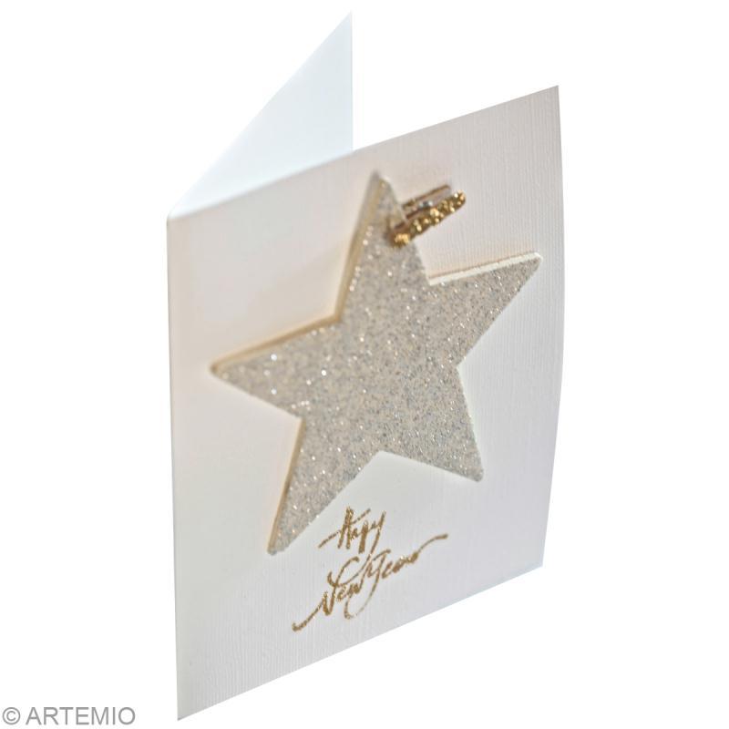 Decoration Pour Menu De Noel.Fabriquer Un Menu Etoile Pour Noel 2013 Idees Conseils Et