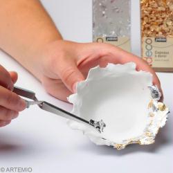 3. Application des feuilles métallisées