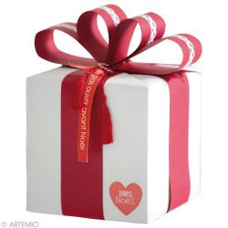 r aliser un paquet cadeau original pour no l id es conseils et tuto no l. Black Bedroom Furniture Sets. Home Design Ideas