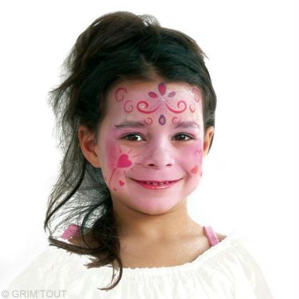 Maquillage princesse id es conseils et tuto maquillage - Maquillage princesse facile ...
