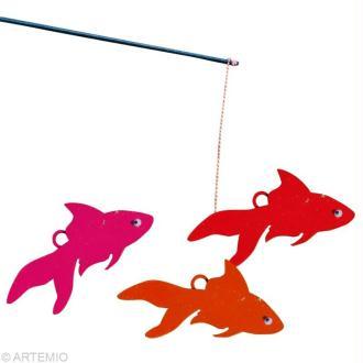 Fabriquer une pêche à la ligne