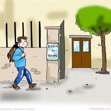 Coloriage rentr e des classes id es conseils et tuto - Coloriage rentree des classes ...