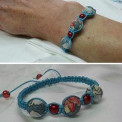 6. Votre bracelet est terminé