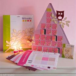 fabriquer calendrier de l 39 avent id es conseils et tuto calendrier de l 39 avent. Black Bedroom Furniture Sets. Home Design Ideas