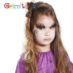 Maquillage de sorcière pour Halloween , Idées conseils et