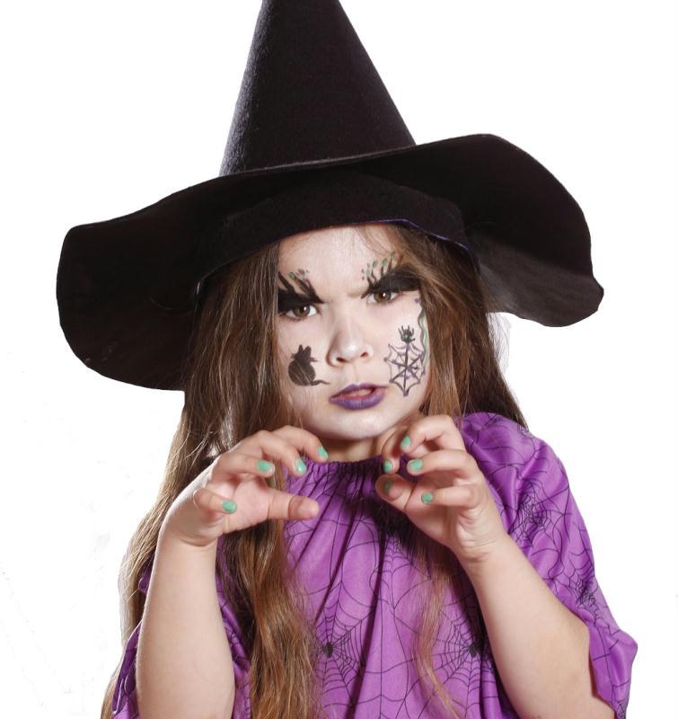 Maquillage De Sorciere Pour Halloween Idees Conseils Et